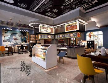 主题咖啡厅设计案例欣赏