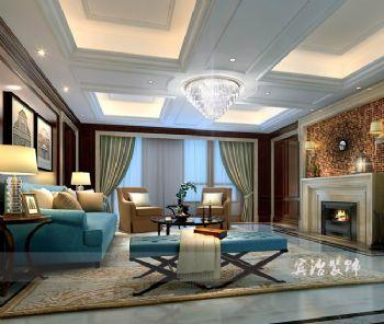 別墅美式風格設計圖