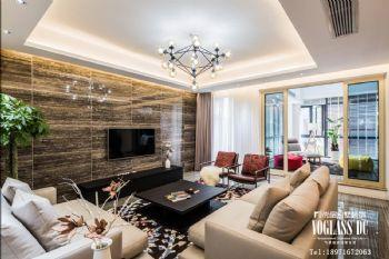 光谷坐标城九台全案设计现代风格别墅
