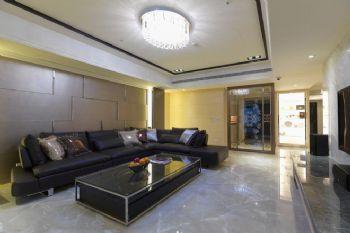 145平米现代风格三居室