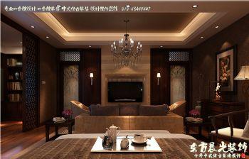 古典四合院别墅装修设计中式风格大户型