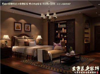 四合院别墅室内设计温馨享受中式风格别墅