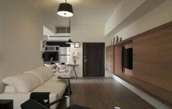 实用型双人公寓装修案例