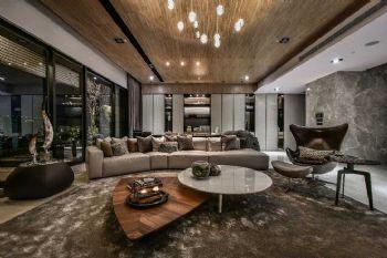 超奢华精美高层住宅设计