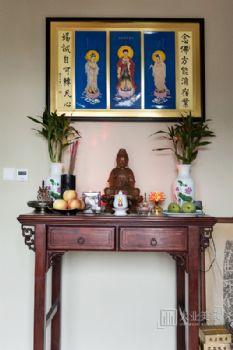 南京美式混搭别墅家居装饰效果图中航樾府别墅美式风格复式