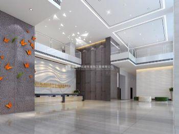 河南省煤田地质局信息处理中心办公装修案例