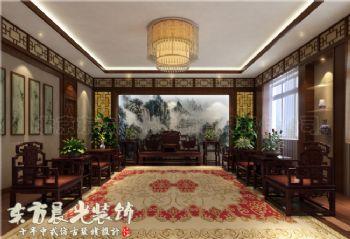 北京四合院设计图片带来美好体验中式风格别墅