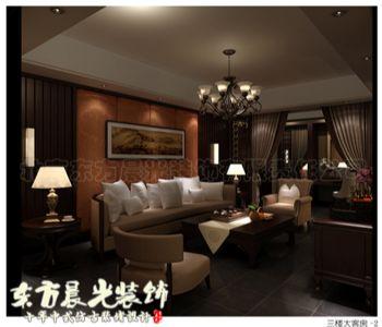 北京会所中式装修新奇多样