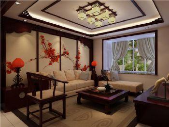 中式古典家居设计案例