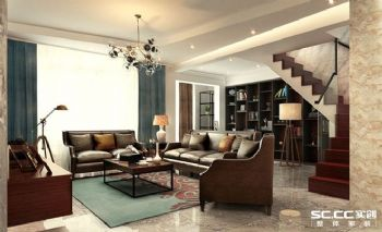 现代双层别墅设计图欣赏