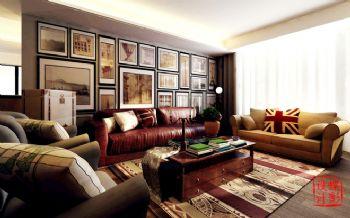 美式古典风格别墅设计案例