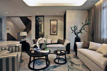 新中式风格别墅案例欣赏
