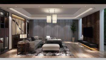 新中式风格大户型设计案例
