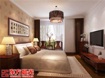 中式合院别墅装修设计钟灵毓秀中式风格别墅