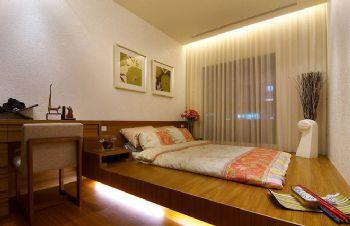 東南亞風格三居室裝修效果圖東南亞臥室裝修圖片