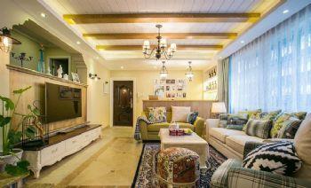 经典美式别墅装修案例