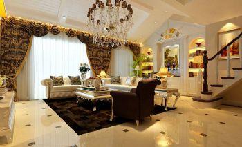 简欧风格别墅设计案例