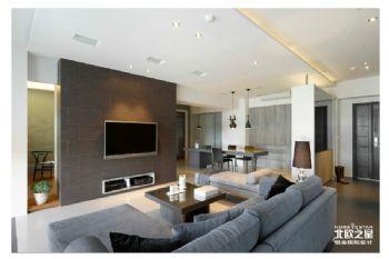 自由随性的现代简约公寓