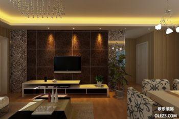 廊桥水乡现代风格一居室