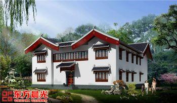 古典中式宅院设计中式风格别墅