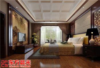 北京四合院设计装修中式唯美中式风格别墅