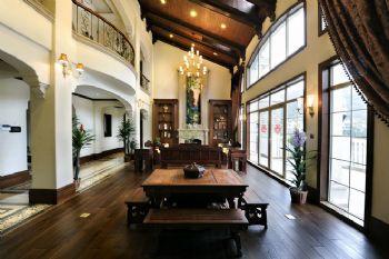 欧式古典别墅设计案例