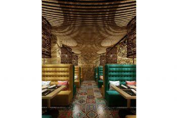 北京时尚餐厅设计案例