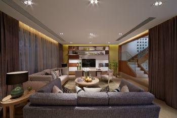 365平米现代别墅装修效果图