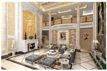 欧式奢华别墅设计图欣赏