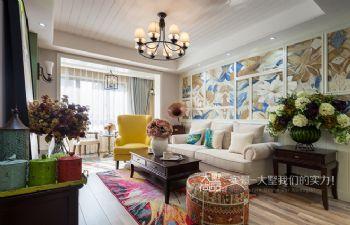 波普风格色彩家居案例欣赏