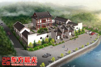 北京中式宅院装修设计延续传统雅韵中式风格大户型