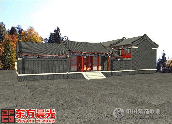 北京四合院设计传承中式建筑文化-其它装修图片图片