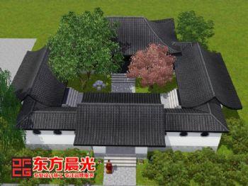中式仿古装修设计气质高雅