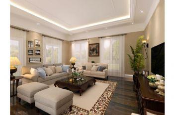 美式别墅设计图欣赏