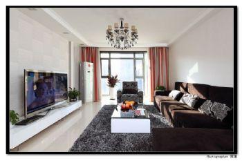 现代简约风格三居室设计