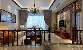 450平米新中式别墅