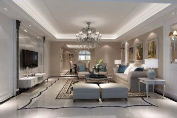 简欧风格三居室设计案例
