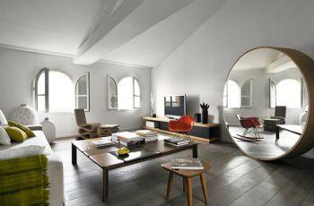 现代个性公寓设计案例