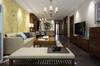 低调奢华中式古典混搭别墅