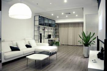 现代简约高档公寓设计案例