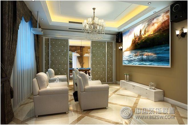 新中式联排别墅设计案例-其它装修图片