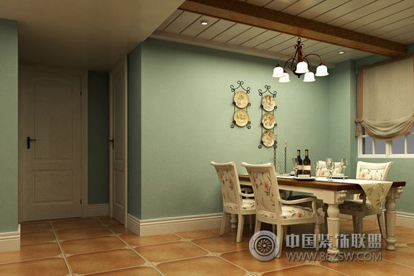 简欧风格就是简化了的欧式装修风格,也是住宅别墅装修最流行的
