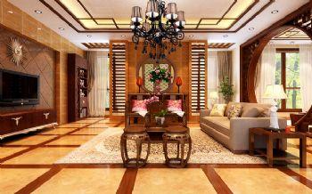 新中式风格别墅设计图