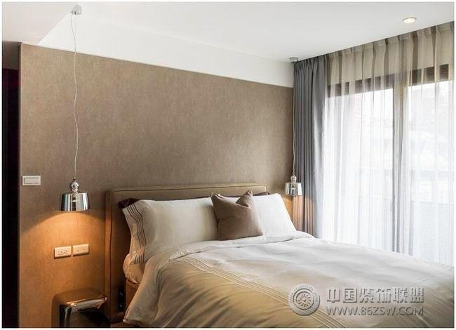 治愈系日式风格装修案例-卧室装修图片