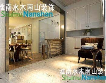 【香颂小镇】案例欣赏现代风格二居室
