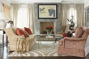 美式风格家居案例欣赏
