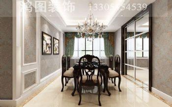 容大东海岸装修案例欧式风格三居室