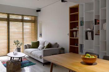 99平米簡約復式家居裝修案例
