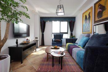 阿拉伯风格复式家居设计