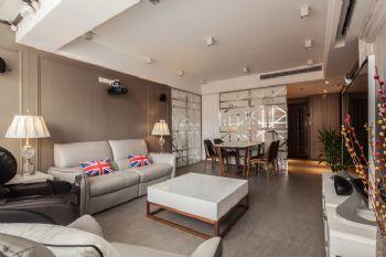 106平灰色系閣樓住宅設計